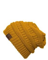 Cc Beanie Slouchy Knit Beanie