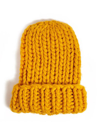 Forever 21 Chunky Ribbed Knit Beanie