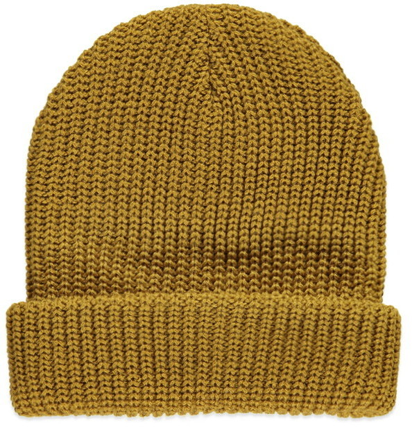 ... Forever 21 Fold Over Ribbed Beanie ... adfbd7907ec