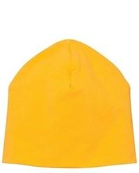 Gugguu Sunny Yellow Tricot Beanie