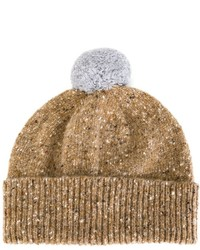 Pom pom speckled beanie medium 343658