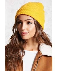 Ribbed knit beanie medium 6744385