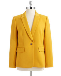 How to Wear a Mustard Blazer (37 looks) | Women's Fashion