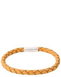 Canali Braided Bracelet