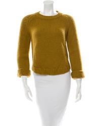 Theyskens' Theory Crew Neck Sweater W Tags