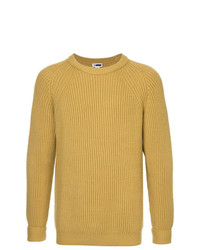 H Beauty&Youth Long Sleeve Fitted Sweater