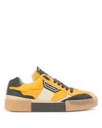 Dolce & Gabbana Miami Low Top Mesh Sneakers