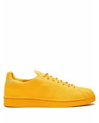 adidas X Pharrell Superstar Primeknit Sneakers