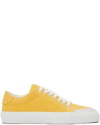 John Elliott Yellow Haze Low Sneakers