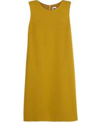 Mustard Casual Dress