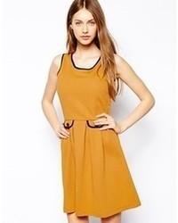 Yumi Katie Dress With Pocket Detail
