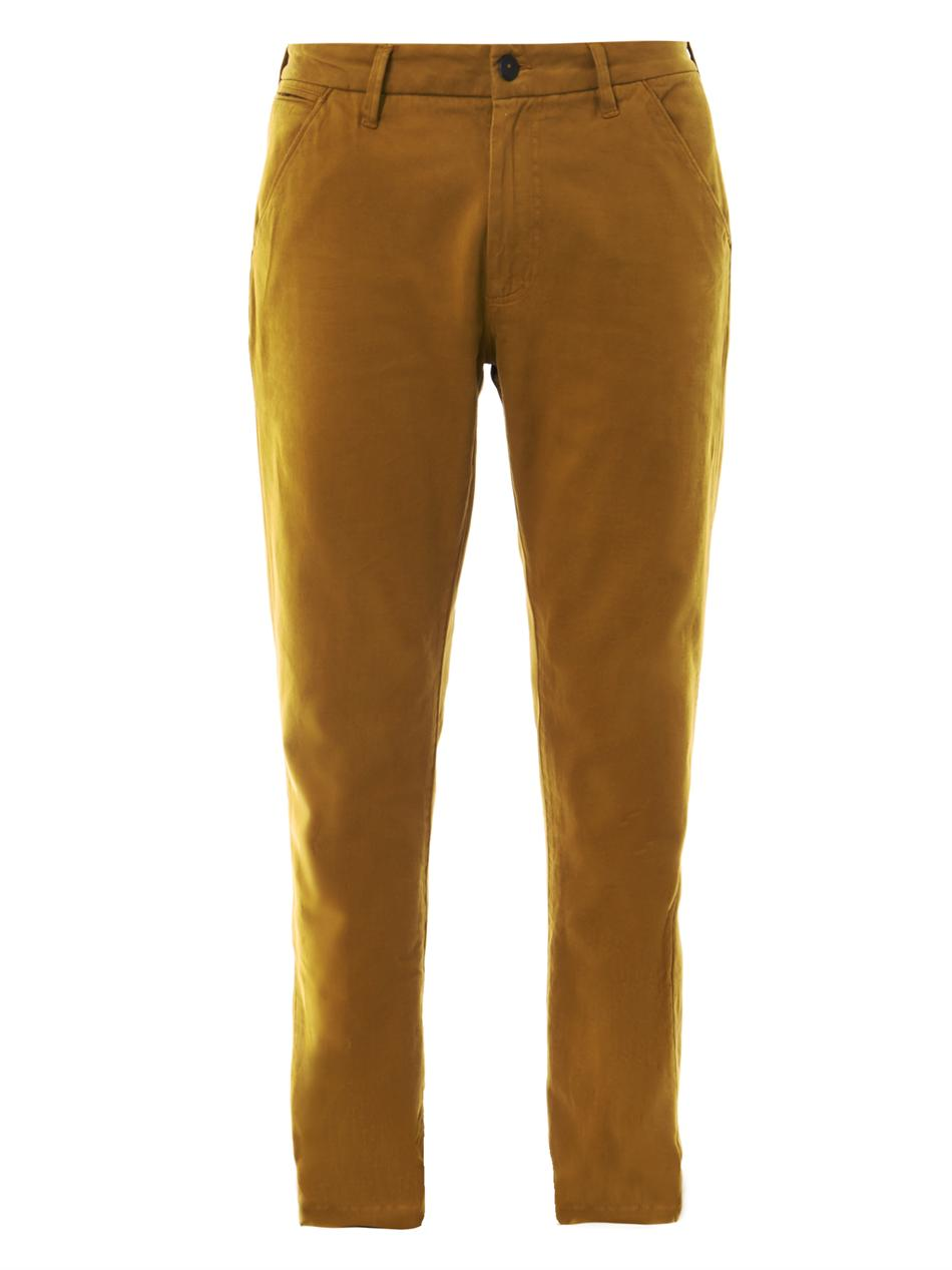 Levi 39 s made crafted slim leg chinos where to buy how for Levis made and crafted spoke chino
