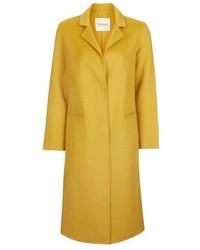 Topshop Longline Boyfriend Coat