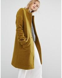 NATIVE YOUTH Minimal Overcoat