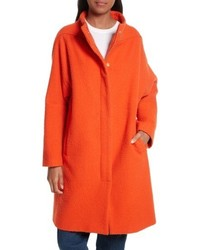 Shasta longline wool coat medium 5255564