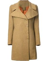 Biba Vintage Wide Lapel Coat