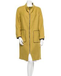 Lela Rose Wool Coat