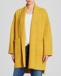 Eileen Fisher Wool Kimono Coat