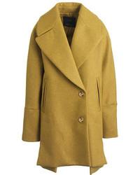 J.Crew Wool Melton Swing Coat