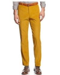 Bar III Dress Pants Carnaby Collection Corduroy Slim Fit