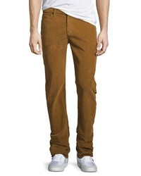 7 For All Mankind Slimmy Slim Straight Corduroy Jeans