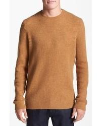 Mustard Crew-neck Sweater