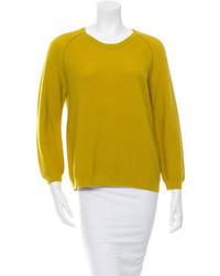 Burberry Brit Merino Wool Crew Neck Sweater