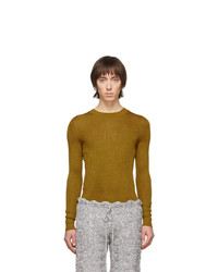 Judy Turner Gold Alice Sweater