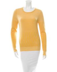 Current/Elliott Plaid Sweater