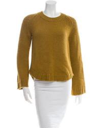 Theyskens' Theory Wool Alpaca Blend Sweater