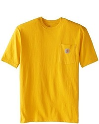 Carhartt Workwear Short Sleeve T Shirt In Original Fit K87
