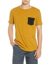 Scotch & Soda Nep Jersey Pocket T Shirt
