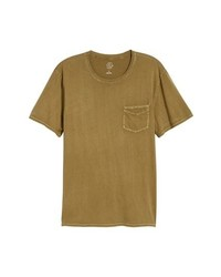 Treasure & Bond Washed Pocket T Shirt