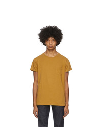 Levis Vintage Clothing Yellow 1950s Sportswear T Shirt