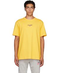 Polo Ralph Lauren Yellow Heavyweight Logo T Shirt