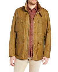 Barbour Orel Water Resistant Waxed Cotton Jacket