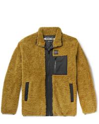 McQ Alexander McQueen Tech Fleece Bomber Jacket