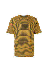 Roberto Collina Striped T Shirt
