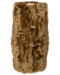 Long sleeveless jacket medium 5263954