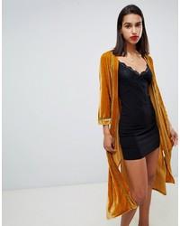 Sofie Schnoor Velvet Kimono Jacket