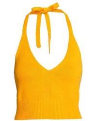 Knit halterneck top medium 3778849