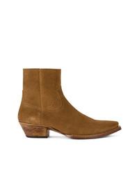 Saint Laurent Lukas 40 Boots