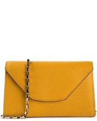 Valextra Mini Isis Chain Crossbody Bag