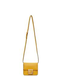 Fendi Yellow Forever Fab Bag