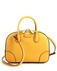 Gucci Bright Diamante Leather Top Handle Bag