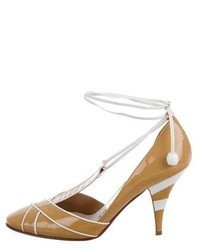 Patent leather pumps medium 5422684