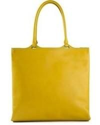 Giorgio Armani Classic Shopper Tote