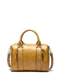 Sole Society Zypa Faux Leather Barrel Satchel