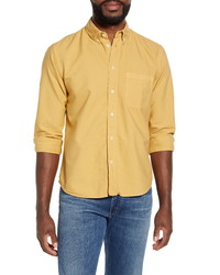 Billy Reid Tuscumbia Solid Oxford Shirt