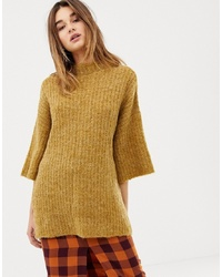 Pieces Wide Sleeve Jumper
